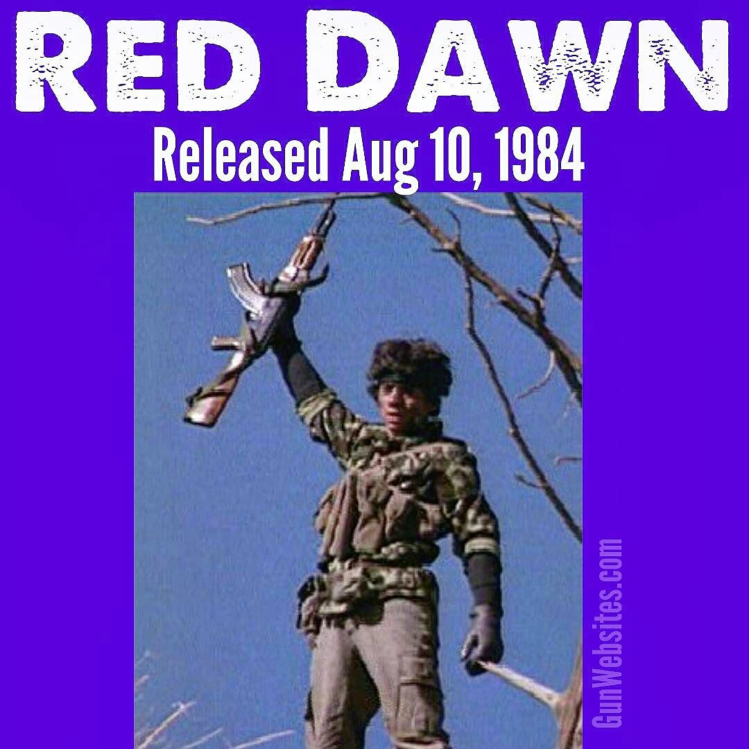 Happy Red Dawn Day