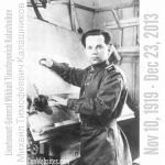 Russian general, inventor, military engineer, writer and small arms designer.
